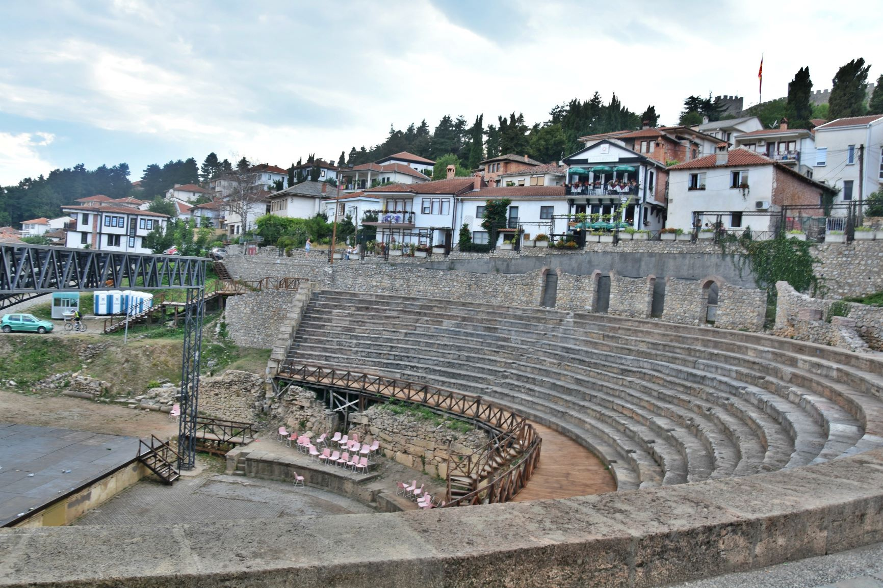 Antique Theater in Ohrid