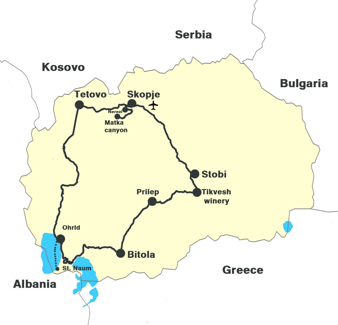 mapa macedonian rapsody