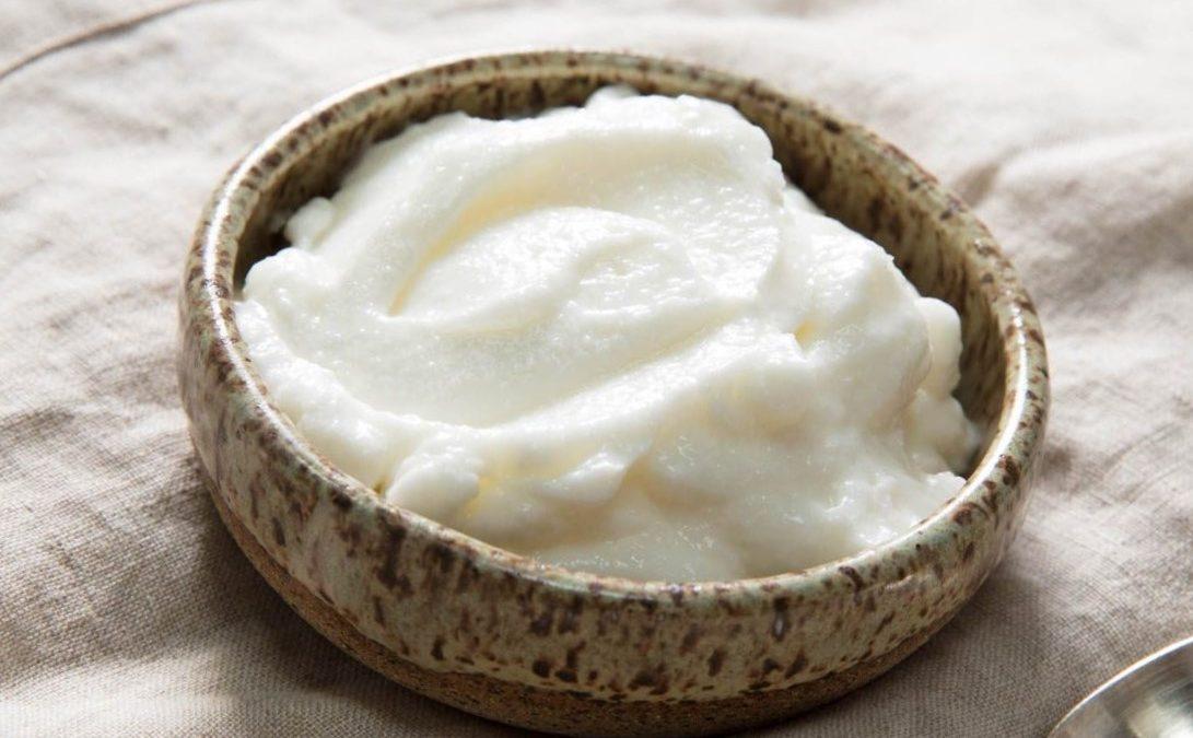 Ohrid makalo, made of finely grind garlic