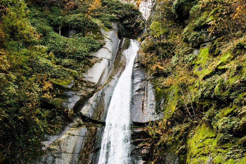 Smolare waterfall, near Strumica, Macedonia