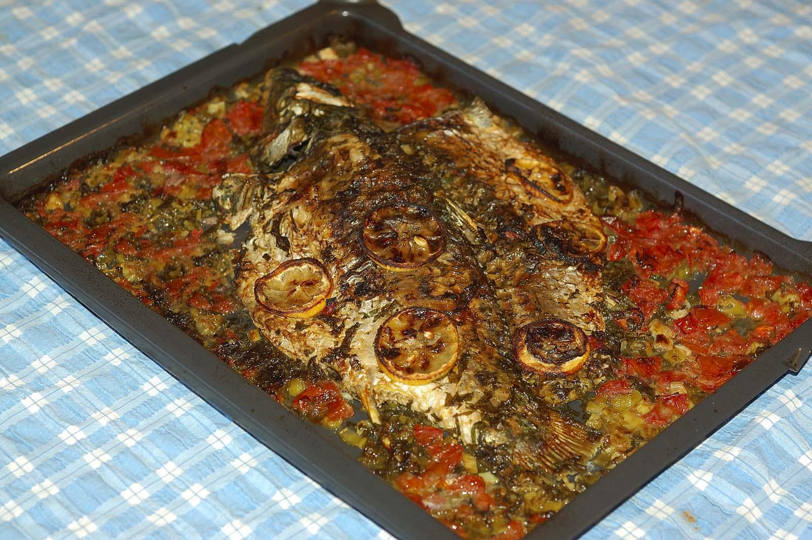 A carp pan