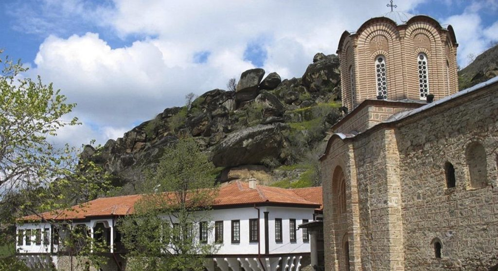The Church of St. Archangel Michael, Prilep