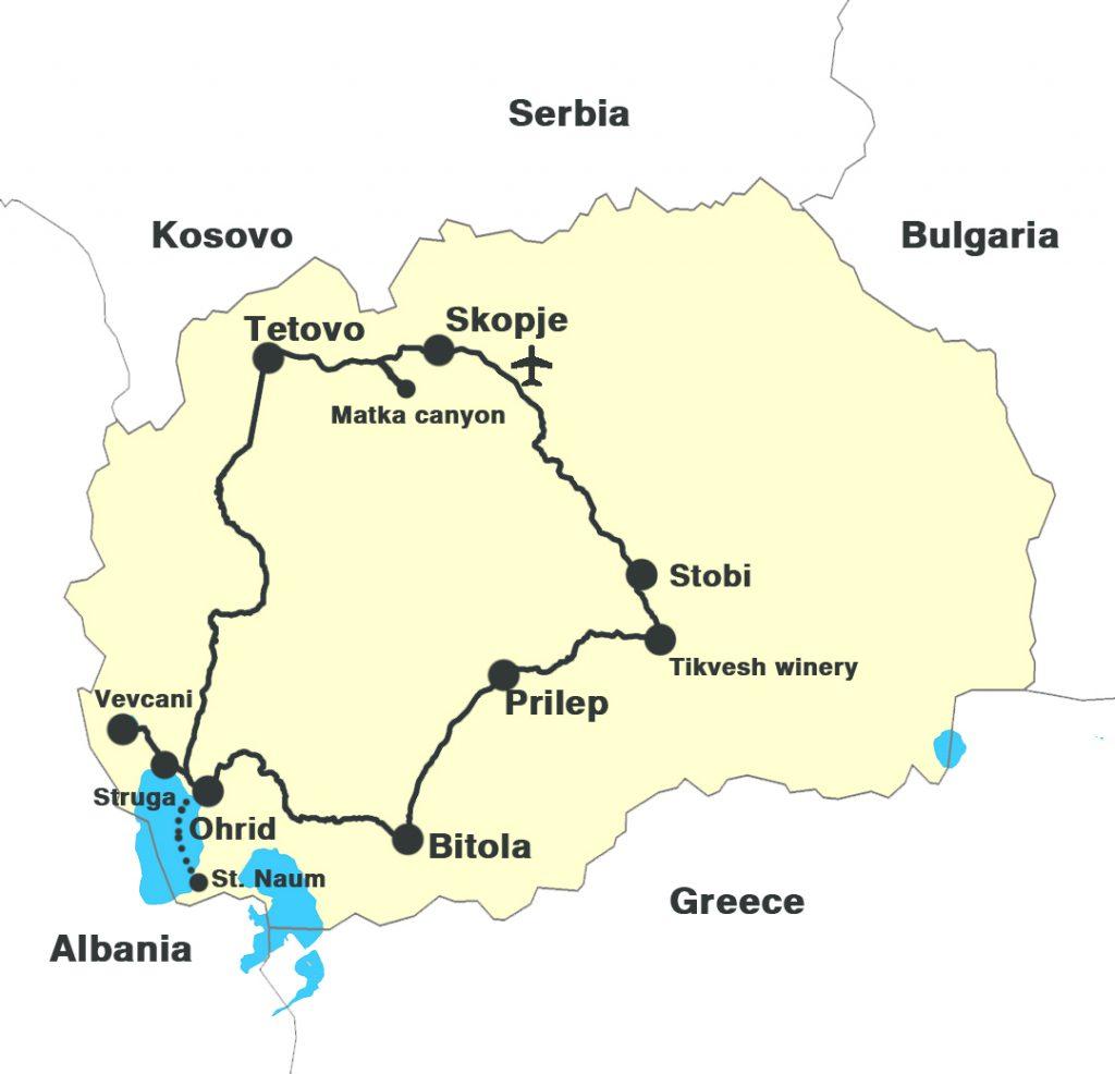 western-macedonia-map